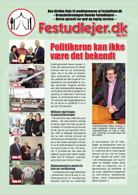 bladet maj 2017