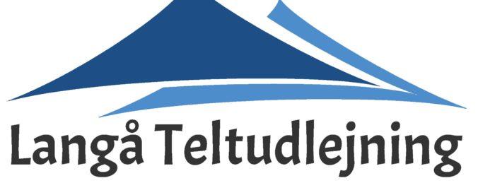 Langå Teltudlejnings logo