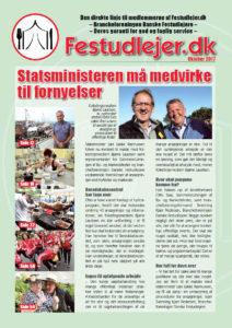 Festbladet - Oktober 2017